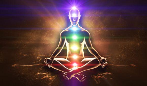 Os pontos energéticos do corpo são chamados de chakras. (Foto Ilustrativa)