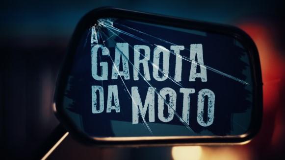 A Garota da Moto é a nova atração do SBT. (Foto: Reprodução/SBT)