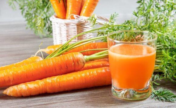 A cenoura ajuda a manter a pele bonita e hidratada. (Foto Ilustrativa)