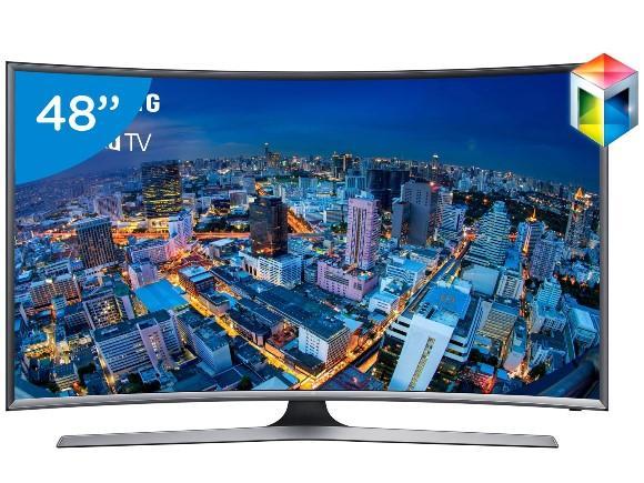 Samsung Smart TV 60 polegadas. (Foto: Divulgação)