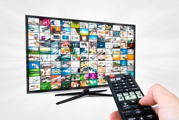 A Smart TV tem wifi embutido. (Foto Ilustrativa)