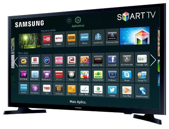 Samsung Smart TV 32 polegadas. (Foto: Divulgação)