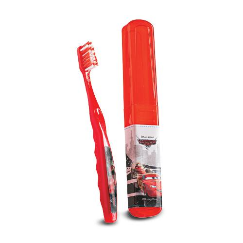 Escova de dentes Carro com estojo. Confira o preço no Avon Pedido Fácil (Foto: Divulgação)