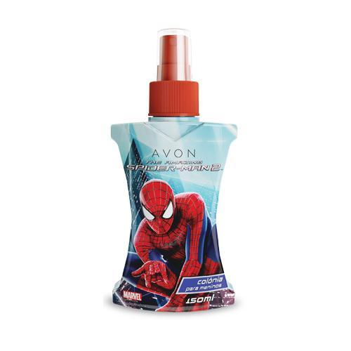 Avon pedido fácil - Homem-Aranha Shampoo para Cabelos e Corpo (Foto: Divulgação)