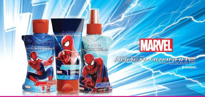 Aposte em produtos da Avon (Foto: Divulgação)
