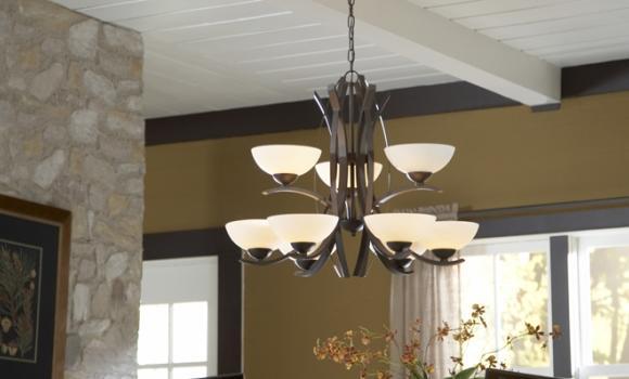 Como usar luminárias na decoração