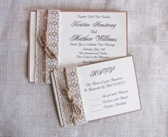 Convites de casamento artesanais 60 fotos para escolher 46 weddingplusplus