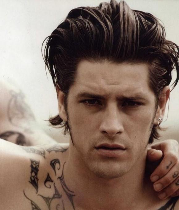 Cortes de Cabelo Masculino: 70 modelos para inspirar - Curly Long Hairstyles