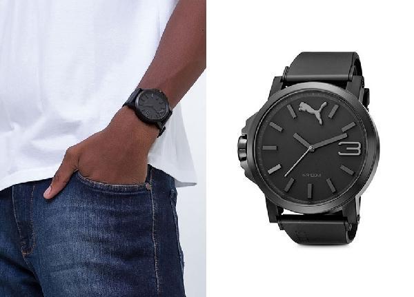 Seu pai é do estilo esportivo? Que tal um lindo relógio de presente?(Foto: Divulgação)