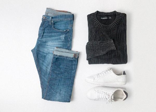 Ter estilo é fundamental, se seu pai tem essa combinação é perfeita (Foto: Divulgação)