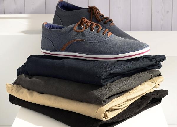 Sarja a calça para todas as ocasiões (Foto: Divulgação)