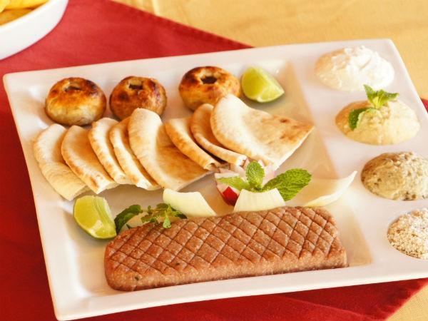 Pratos Árabes no Habib's (Foto: Reprodução)