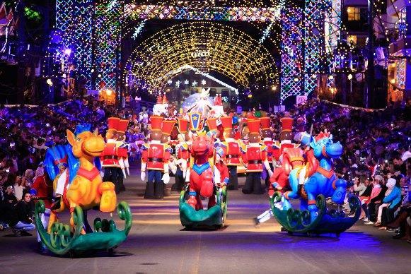 Gramado é um dos melhores lugares do Brasil para passar o natal. (Foto: Reprodução/valeverdeturismo)