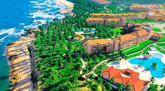 Costa do Sauipe é uma opção de destino. (Foto: Reprodução/Zarpo)