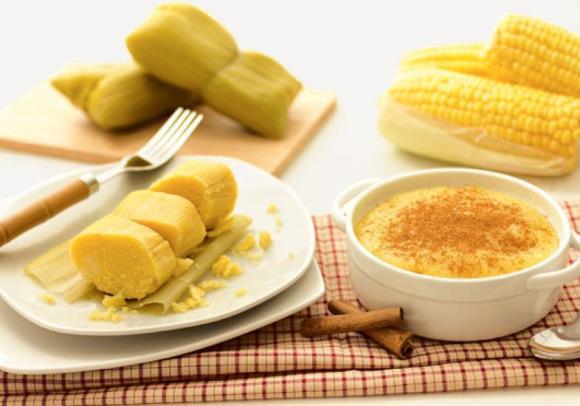 Que tal preparar um mingau usando milho-verde. (Foto ilustrativa)