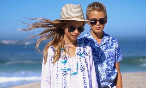 Conheça as novidades de moda infantil 2017. (Foto: Reprodução/Youtube)