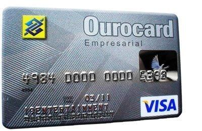 Escolha o seu cartão com bandeira Visa no Banco do Brasil (Foto: Divulgação)