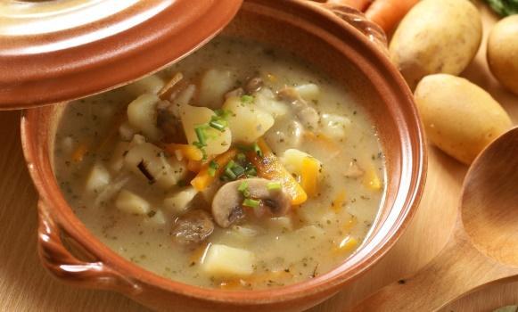 A sopa de batata doce pode ser uma boa opção para a sua dieta. (Foto Ilustrativa)