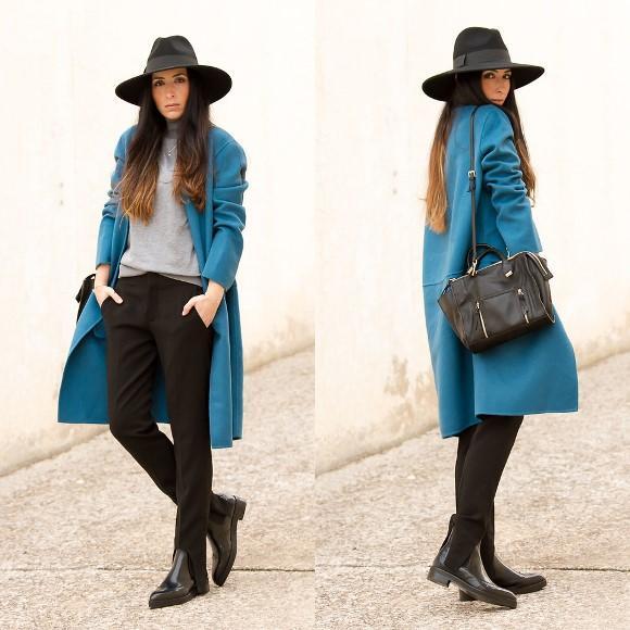 A calça fusô é a nova sensação do mundo da moda. (Foto: Reprodução/Lookbook.nu)