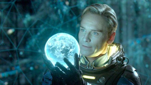 O ator Michael Fassbender vai interpretar novamente o personagem David, de Prometheus (Foto: Reprodução internet)