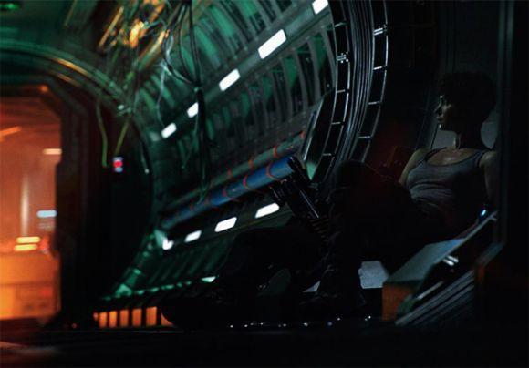 Fotos das filmagens de Alien: Covenant vazaram na internet (Foto: Reprodução internet)