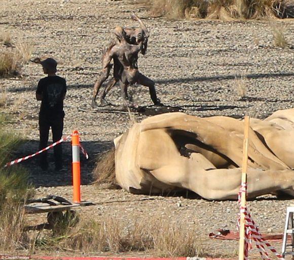 O filme deve revelar a relação entre Prometheus e Alien (Foto: Reprodução internet)