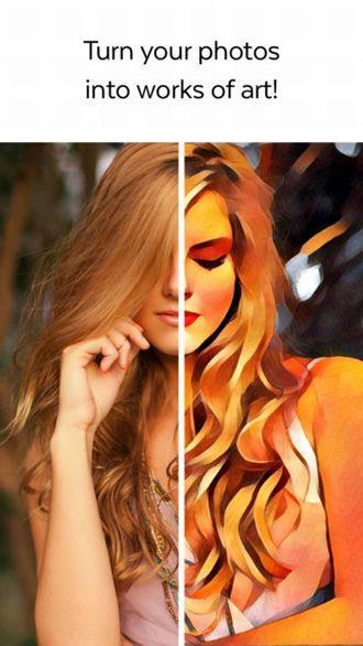 Aplicativo Prisma transforma suas fotos em obras de arte (Foto: Divulgação Prisma Labs)