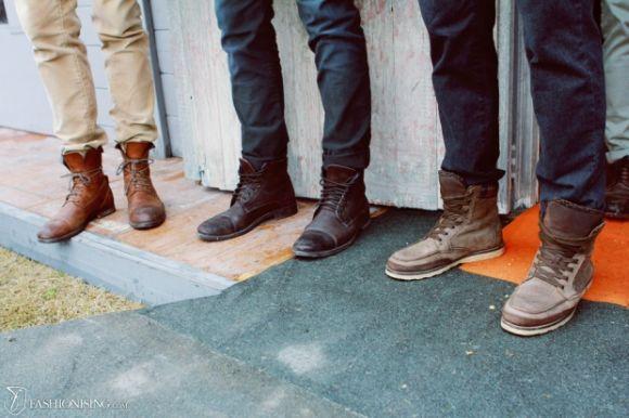 Looks de inverno ficam ainda melhores com as botas (Foto Ilustrativa)
