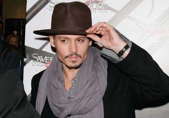 O estilo Johnny Depp tem no chapéu um dos seus principais itens (Foto Ilustrativa)