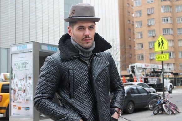 No inverno, o chapéu ajuda a proteger do frio (Foto Ilustrativa)