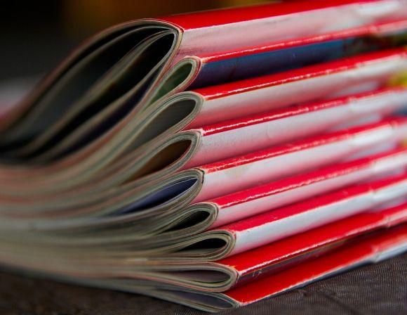Leia bastante, sejam revistas, jornais, livros, etc (Foto Ilustrativa)