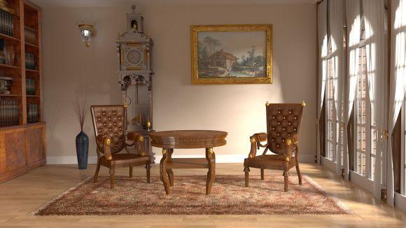 Os profissionais formados na área podem atuar, por exemplo, em empresas de decoração (Foto Ilustrativa)