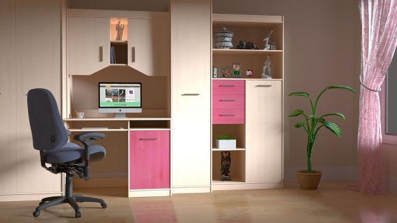 O curso de designer de interiores também pode ser feito na modalidade online (Foto Ilustrativa)