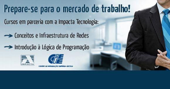 Os cursos de informática do CIEE são destinados aos estudantes (Foto: Divulgação CIEE)