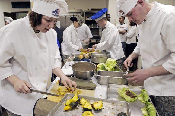 Cursos de culinária estão disponíveis (Foto Ilustrativa)