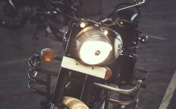 Para as motos, a lei já existe há mais tempo (Foto Ilustrativa)