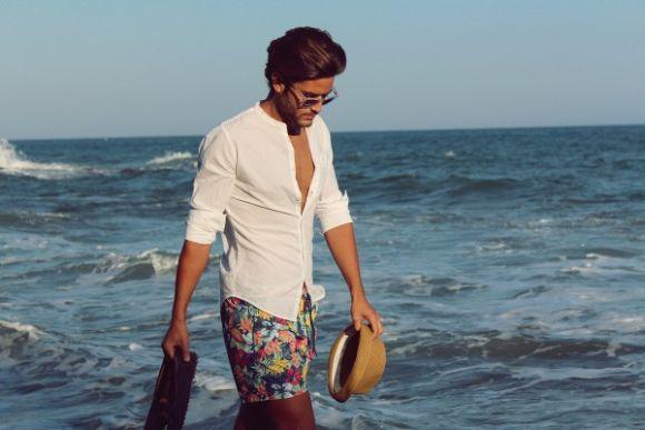 Resultado de imagem para acessórios masculinos para usar praia