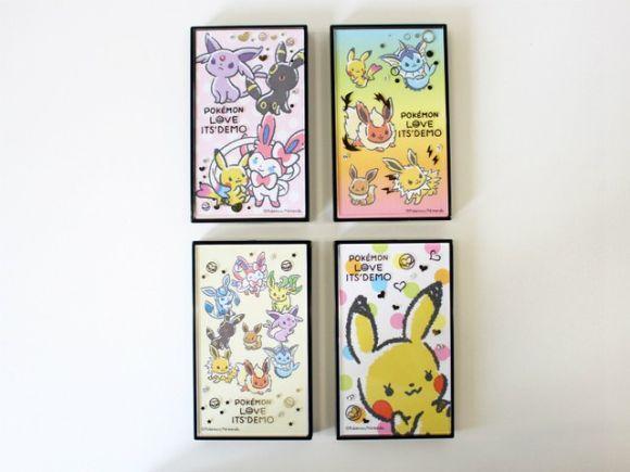 Nova coleção de maquiagens Pokémon (Foto: Divulgação Its' Demo)