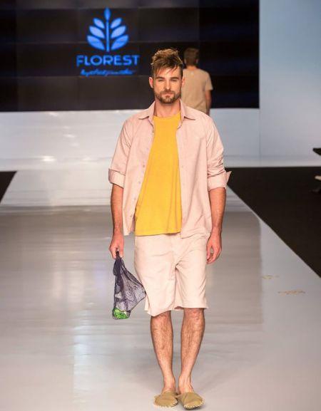 A moda masculina também está presente (Foto: Divulgação Vitória Moda)