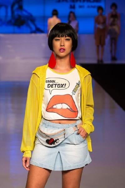 Mais de 20 marcas estão apresentando suas novidades na semana de moda de Vitória (Foto: Divulgação Vitória Moda)