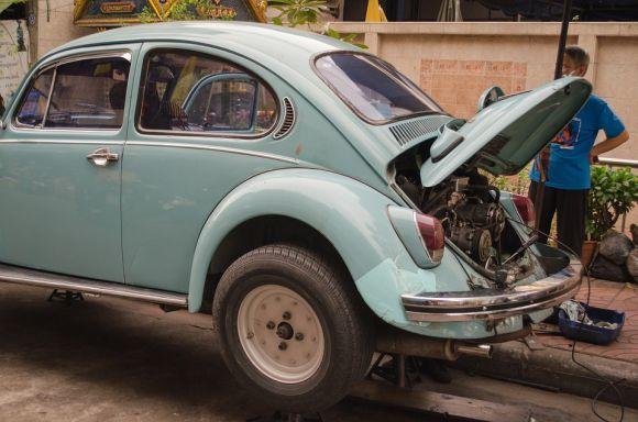 Curso de Mecânico Automobilístico gratuito (Foto Ilustrativa