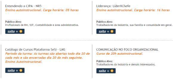 São dezenas de cursos online gratuitos (Foto Ilustrativa)