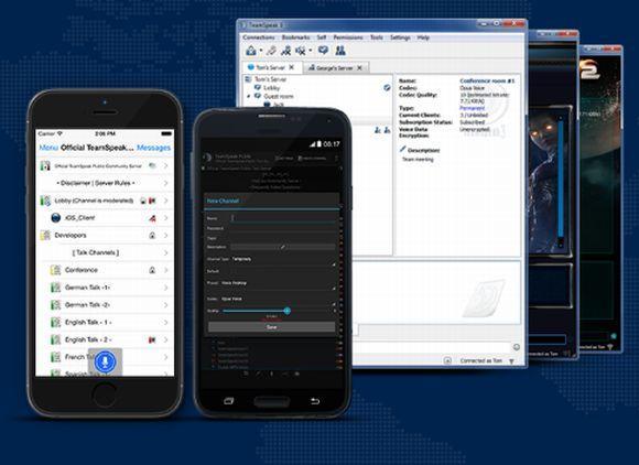 O TS3 tem versão para vários sistemas operacionais (Foto: Divulgação TS3)