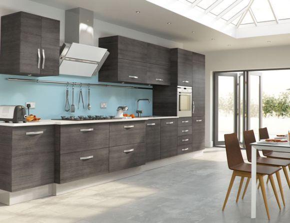Kitchen Design Grey Colour - Home Design & Architecture - Cilif.com