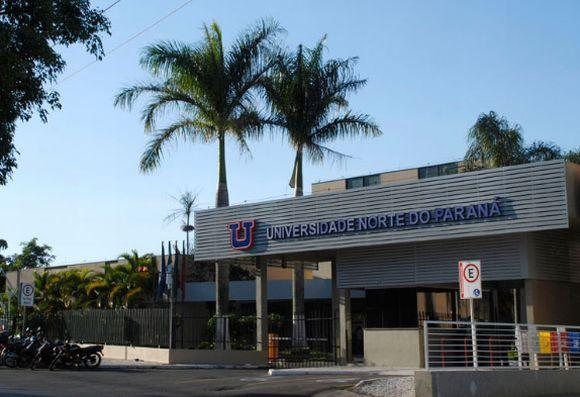 A Unopar é sediada no Paraná, mas possui vários polos presenciais em todo o Brasil (Foto: Reprodução Unopar)