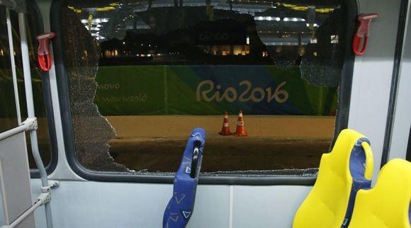 A violência se fez presente em alguns momentos das Olimpíadas (Foto Ilustrativa)