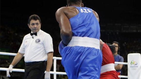 O juiz brasileiro de boxe e o sucesso com a torcida (Foto Ilustrativa)