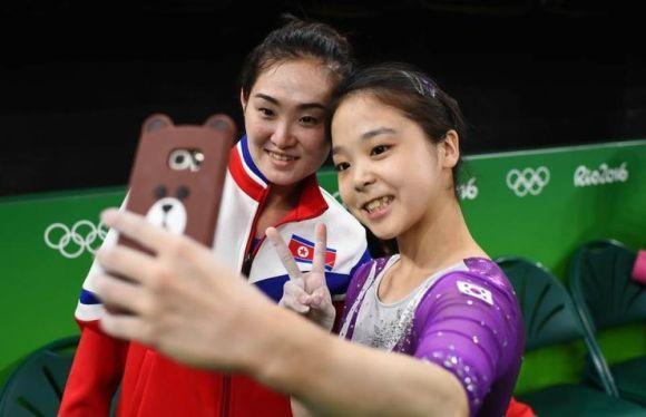 Uma das fotos que simboliza o espírito olímpico (Foto Ilustrativa)