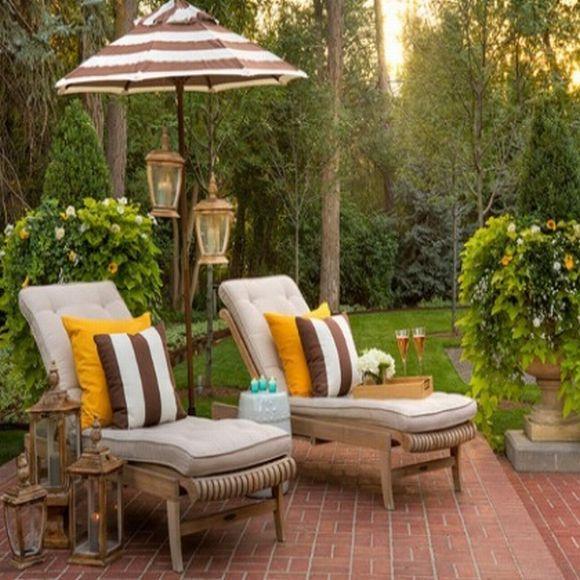 As estampas também estão em alta nos jardins (Foto Ilustrativa)