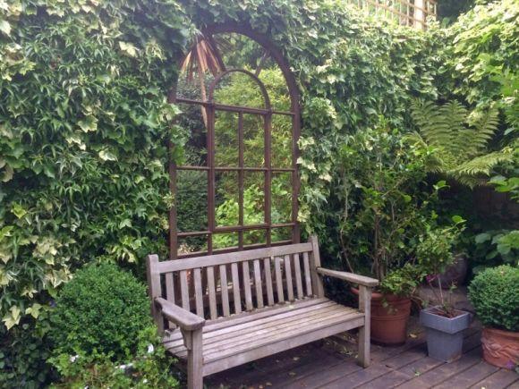 Os jardins rústicos também estão em alta (Foto Ilustrativa)